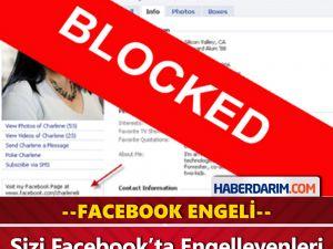 Facebook Engelini Öğrenme