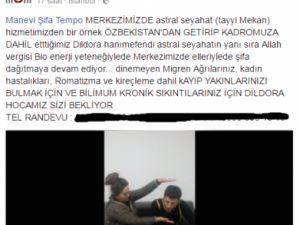 Bunu da Gördük! İstanbul'da Cin Çıkarma Hastanesi Açıldı