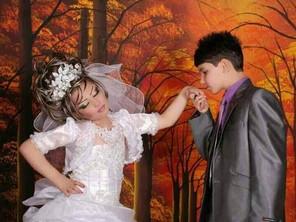 İran'da çocuk düğünü krizi! galerisi resim 3