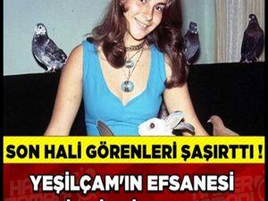 AYŞECİK'İN SON HALİ GÖRENLERİ ŞAŞIRTTI!