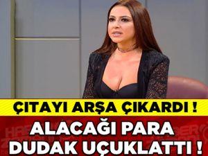 HADİSEYE TALİH KUŞU KONDU!