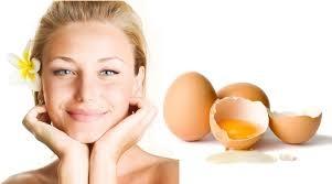 Kırışıklıklar İçin Yumurta Akı Maskesi galerisi resim 3