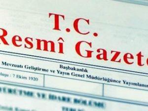YÜZ BİNLERCE KİŞİ DİKKAT! RESMİ GAZETE'DE YAYINLANDI...