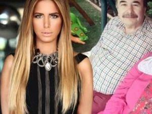 Mustafa Ceceli yeni sevgilisini babasının elini öpmeye götürdü