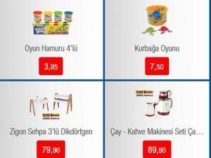 A101 BİM ve ŞOK 20 Temmuz İndirim Ürünleri ve fiyatları açıklandı