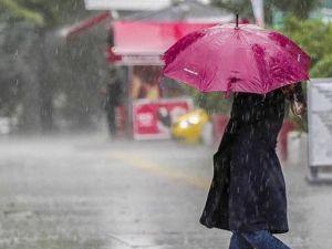 İstanbul'a çarşamba günü sağanak yağış geliyor