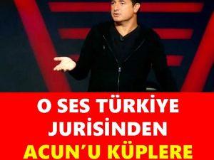 O Ses Türkiye'de Jurilik Yapmış İsmin Sözleri Acun'u Çok Kızdıracak