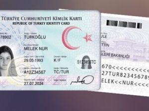 YENİ KİMLİK KARTI OLANLAR DİKKAT!