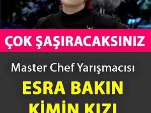 Masterchef Esra Bakın Kim Çıktı!