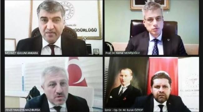 Son dakika: Bakan Koca'dan İstanbul, Ankara, İzmir ve Bursa için mü galerisi resim 3