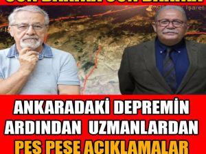 PEŞ PEŞE AÇIKLAMALAR GELDİ