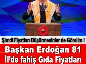 Başkan Erdoğan emri verdi
