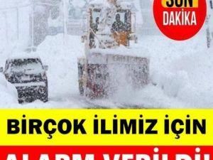 METEOROLOJİ 27 KENTİ UYARDI...!