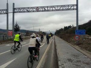 Küre Dağlarında Bahar Bisiklet Turu