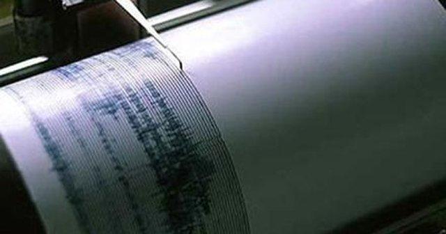 6.4 büyüklüğünde deprem meydana geldi