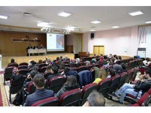 İnönü Üniversitesi'nde Panel