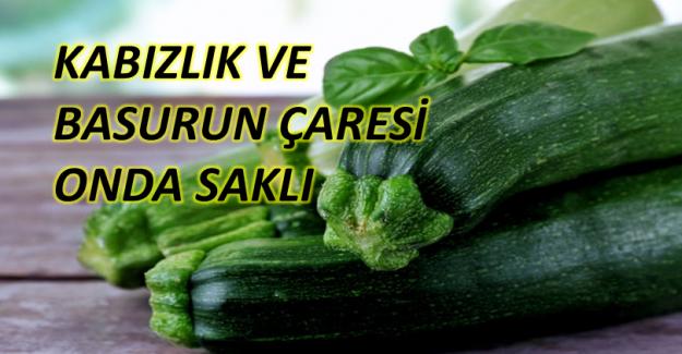 KABIZLIK VE BASURUN DOĞAL ÇARESİ ONDA GİZLİ...