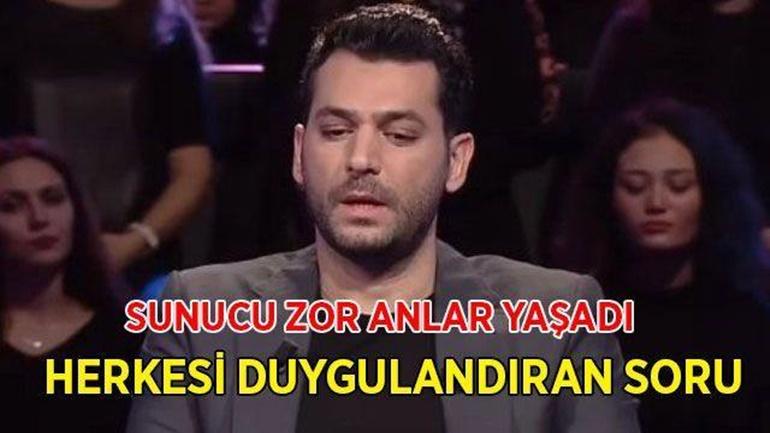 Kim Milyoner Olmak İster'de Murat Yıldırım'ın zor anları...