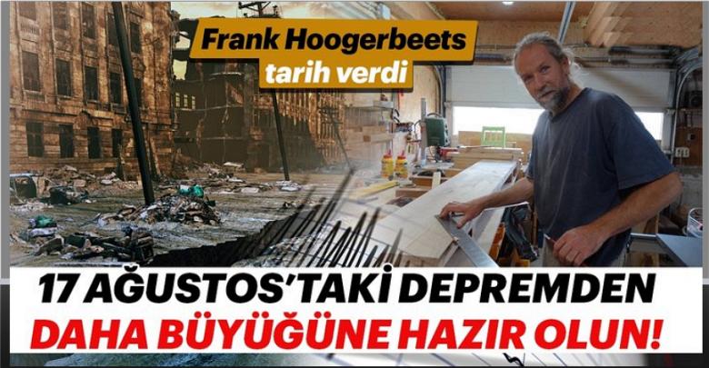 Frank Hoogerbeets Tarih verdi
