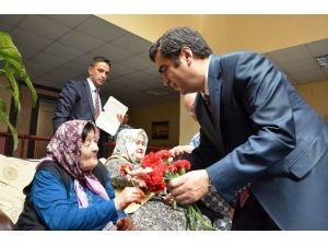"Vali Orhan Düzgün'ün ""18-24 Mart Yaşlılar Haftası"" Mesajı"