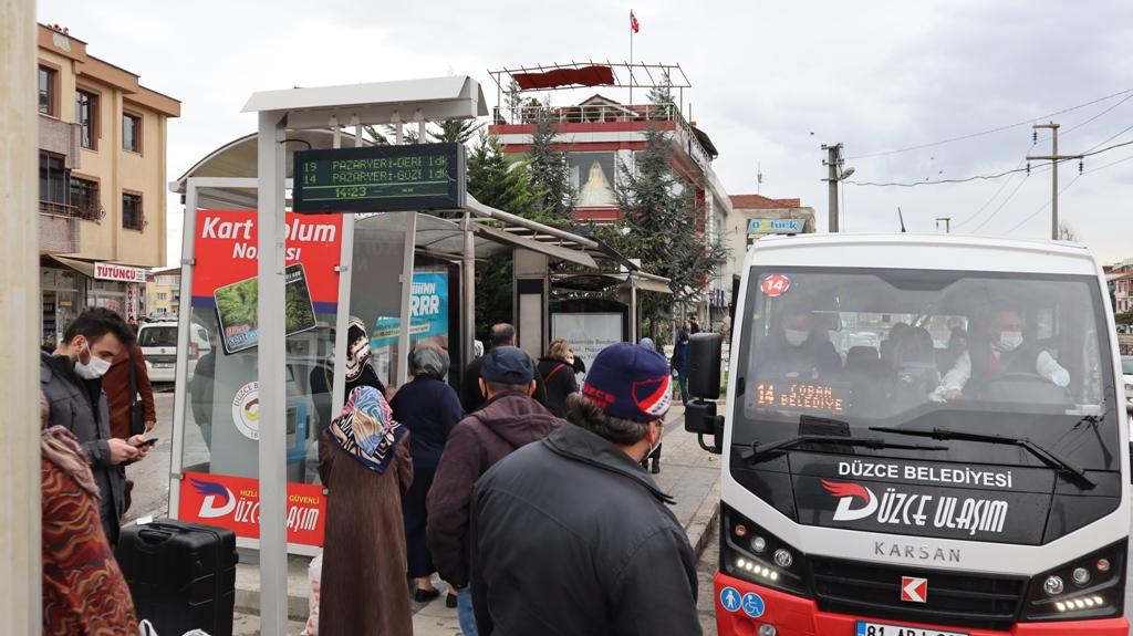 Günde 31 bin yolcu taşıyorlar