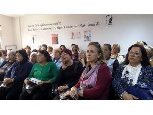 CHP'li Kadınlar Sahaya İniyor