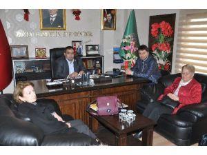 Aksaraylılar Derneği'nden Başkan Koçak'a Ziyaret