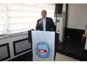 Malatya Büro Memur-sen Divan İl Toplantısı Yapıldı