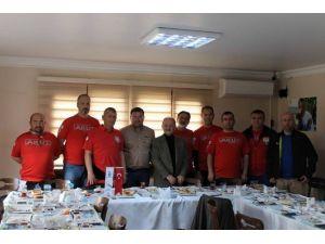 Başkan Ataç AKUT Gönüllüleriyle Buluştu