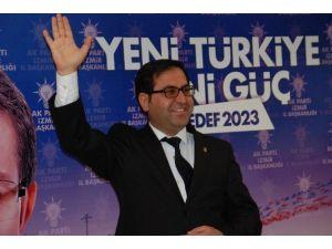 """Salık: """"Yeni Türkiye İçin Gece Gündüz Çalışacağım"""""""