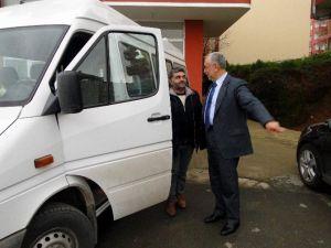 AK Parti Trabzon Milletvekili Aday Adayı Asım Aykan Seçim Çalışmalarına Devam Ediyor