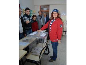 Başkan Çerçioğlu, Ön Seçim İçin Oyunu Kullandı
