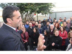 Sinop'ta CHP'nin Ön Seçimi Sona Erdi