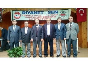 Diyanet-sen'den Birlik Ve Beraberlik Toplantısı