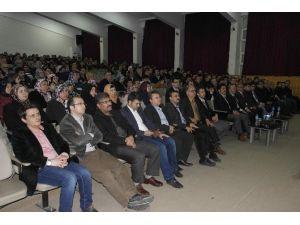 'Cumhuriyetimizin Ön Sözü Çanakkale' Konferansı