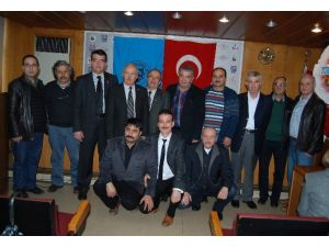 Aydın Türk Ocağı'nda Doyuran 10. Kez Güven Tazeledi