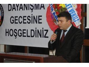 Bozüyük'te 'Dodurgalılar Dayanışma Gecesi' Düzenlendi