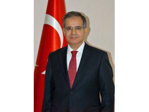 Vali Süleyman Tapsız'ın Kütüphane Haftası Kutlama Mesajı