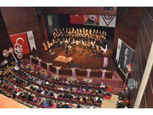 Uşak Musiki Derneği'nden 10. Yıla Özel Konser