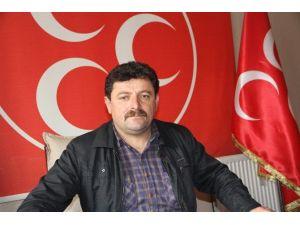 MHP Ardahan İl Başkanı Polat, TEK Kurtuluş MHP'dir