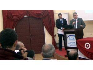 En Fazla Yeşil Kartlının Bulunduğu Şanlıurfa'da SSK Kampanyası