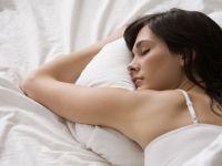 Rahat uyku için bunu yapın