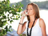 Aşırı sıcaklarda hem susuzluğa hem sağlığa