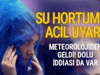 İstanbul ve Ankara için meteoroloji alarmı! Dolu söylentisi gerçek mi?