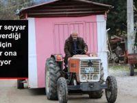 13 Yıldır Köylülere Seyyar Olarak Hizmet Veriyor
