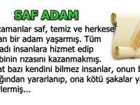 Saf Adam
