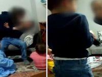 Üvey Annenin Çocuğa Davranışı Kamerayla Kaydedildi