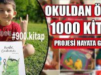 Proje 900 Kitaba Ulaştı