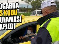 Toplu Taşıma Araçlarına 'Korona' Denetimi